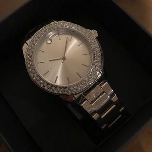 Caesars Windsor Swarovski crystal watch